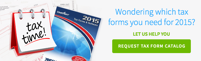 Business Tax Forms 2015