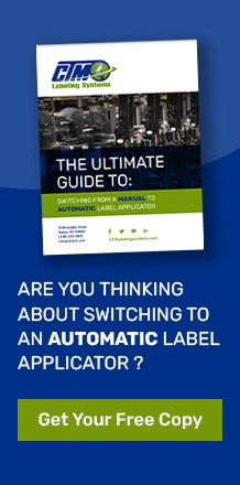 Are You Thinking About Switching To An Automatic Label Applicator?