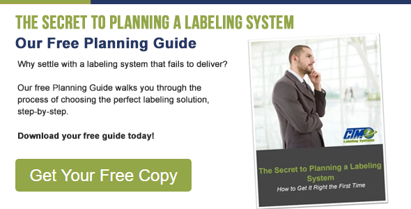 Download our labeling system planning guide