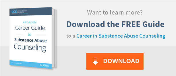 Download Free Guide to a Career in Substance Abuse