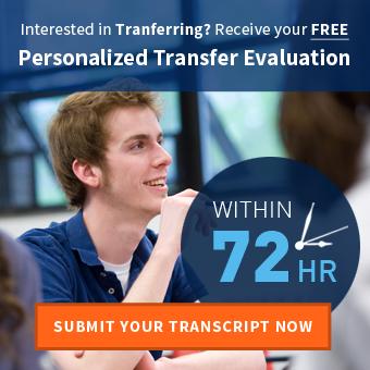 college credit transfer evaluation