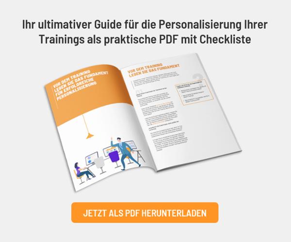 Personalisierungsguide als PDF herunterladen