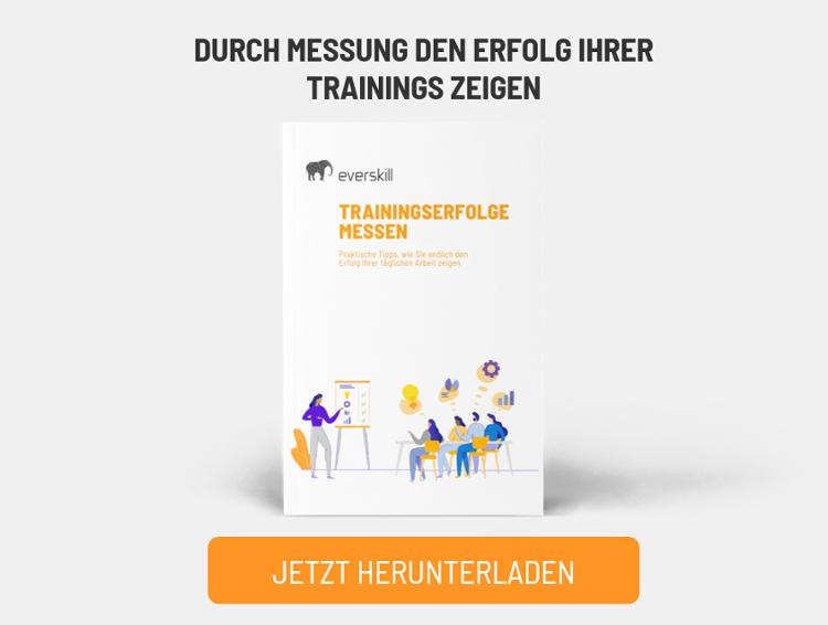 ebook: durch Messung den Erfolg Ihrer Trainings zeigen