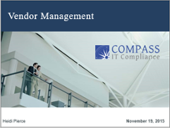 Vendor Management Presentation Download