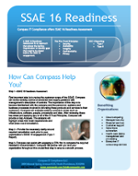 SSAE16 Readiness Assessment Brochure
