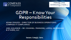 June 2018 GDPR Webinar