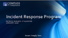 Incident Response Program Presentation
