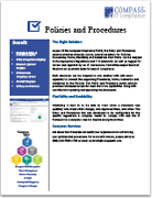Policy/Procedure Brochure