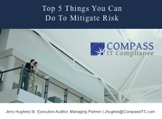 Top 5 Tips to Mitigate Your Risk