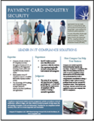 PCI Compliance Brochure