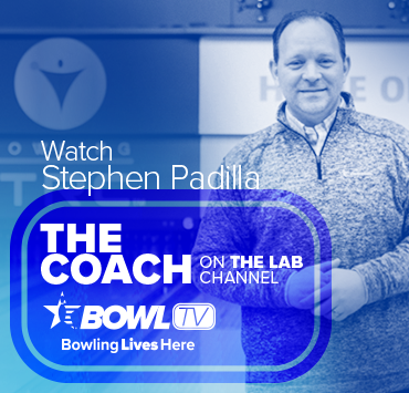 BowlTV The Coach - Stephen Padilla