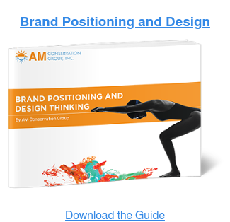 Learn about Brand Positioning and Design Thinking Download the Guide