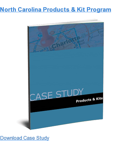 North Carolina Products & Kit Program Download Case Study