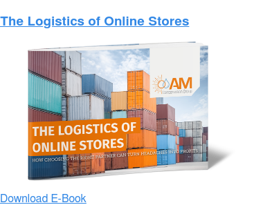 The Logistics of Online Stores Download E-Book