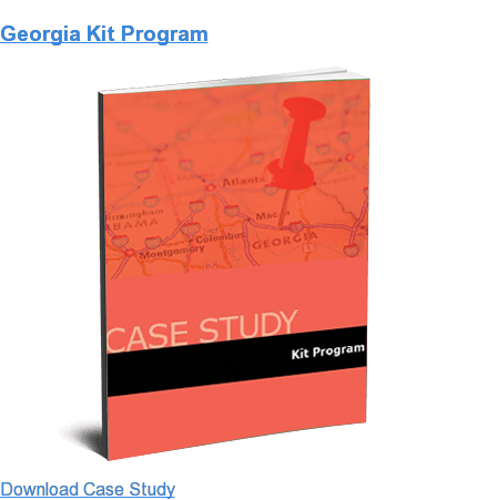 Georgia Kit Program Download Case Study