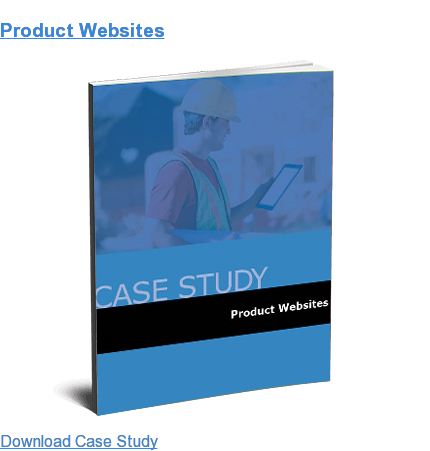 Product Websites Download Case Study