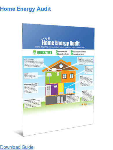 Home Energy Audit Download Guide