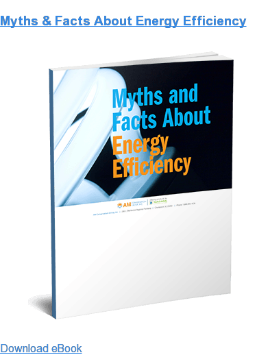 Myths & Facts About Energy Efficiency Download eBook