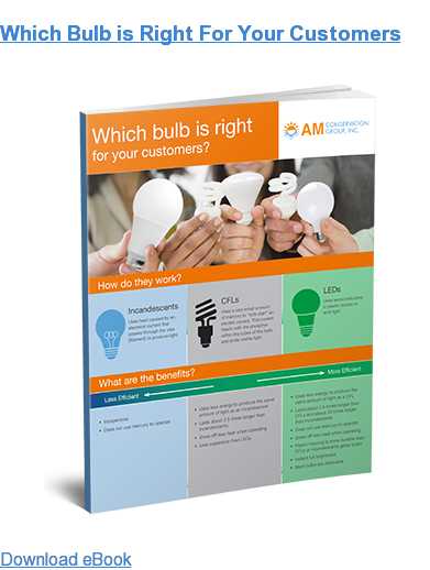 Which Bulb is Right For Your Customers  Download eBook