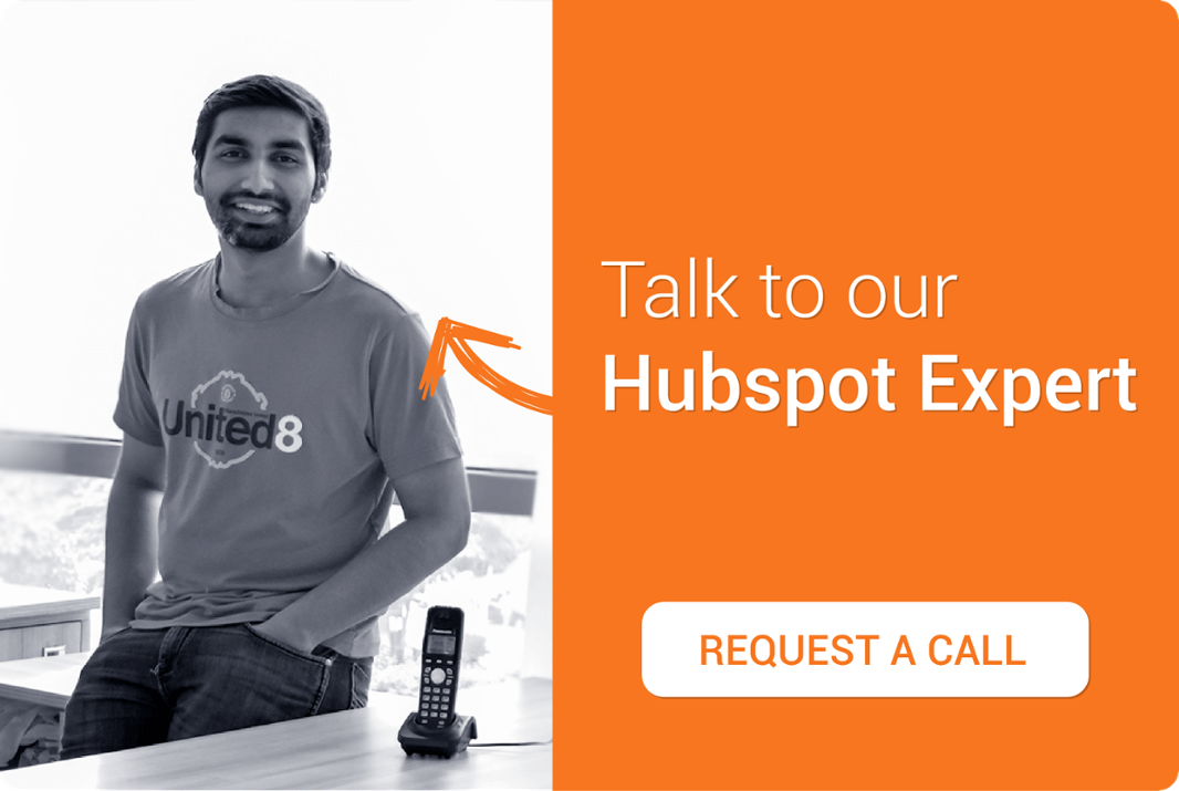 Talk to a HubSpot Expert
