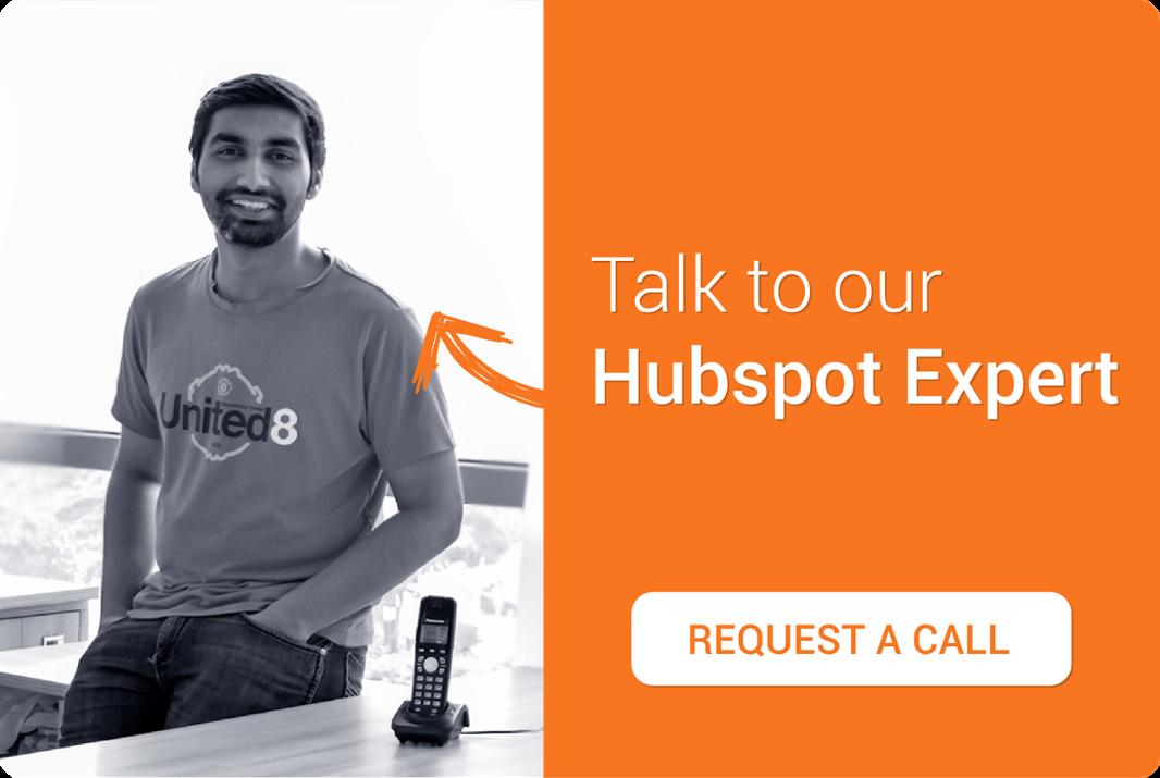 Talk to a HubSpot Expert