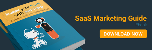 SaaS Markrting E-book