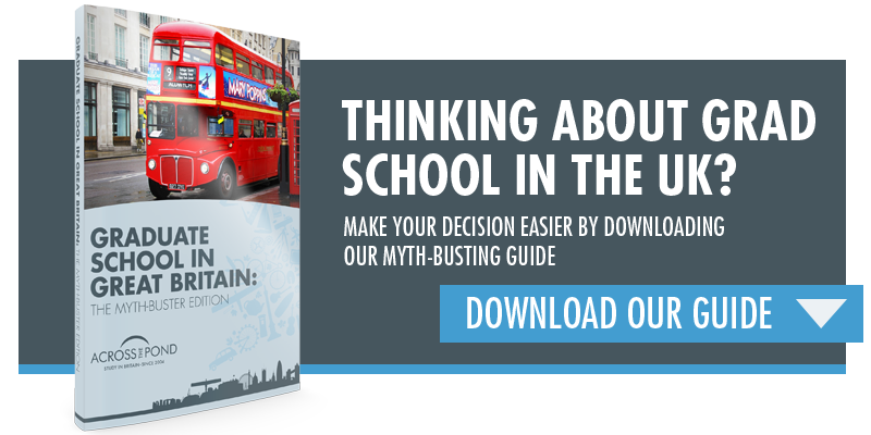 Download Graduate School in Great Britain The Myth-Buster Edition