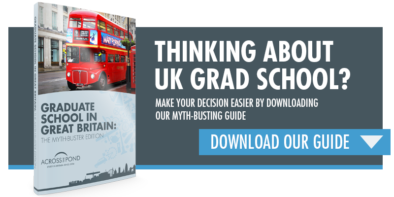 Download the Graduate's Guide to Funding your UK Master's Degree