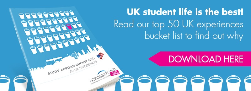 The Ultimate UK Study Abroad Bucket List