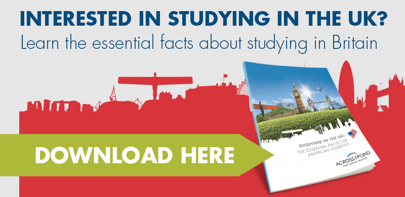 A Guide for american students for studying in the uk