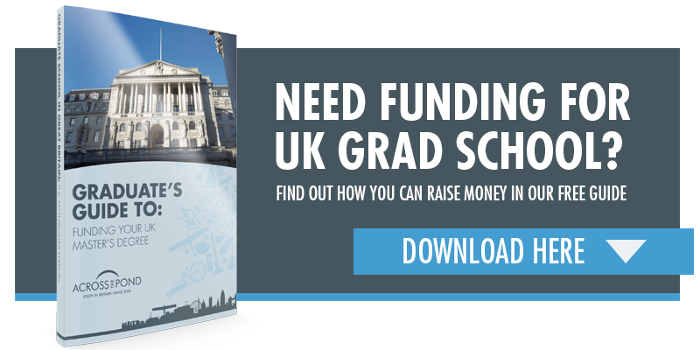 Graduate's Guide to UK Grad School Funding