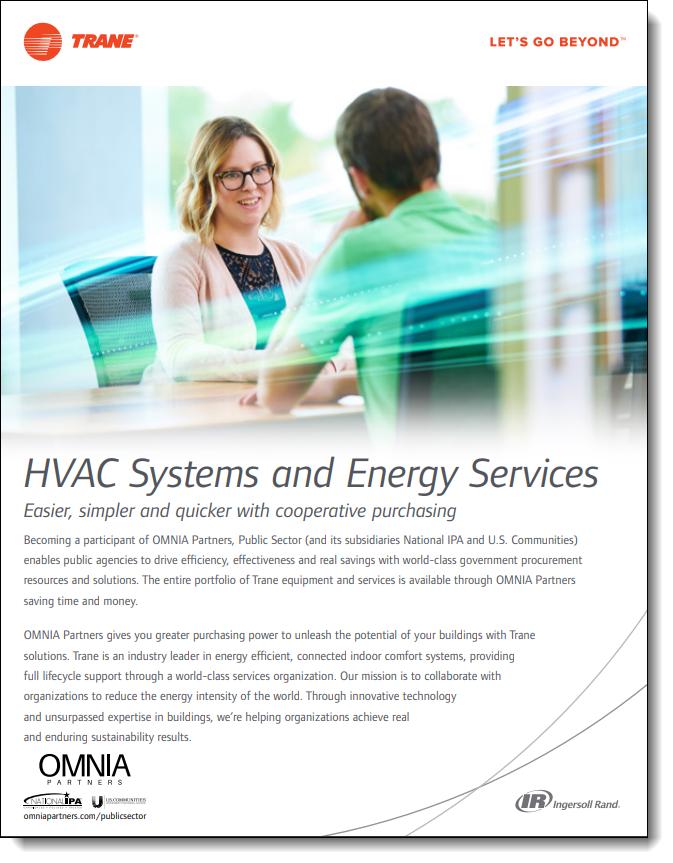 Trane HVAC and Energy Services