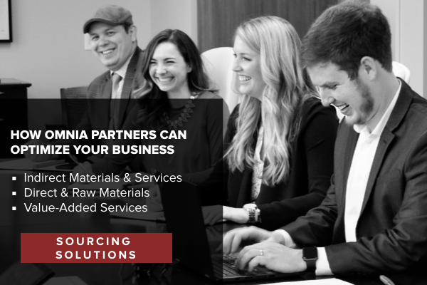 Sourcing Solutions from OMNIA Partners