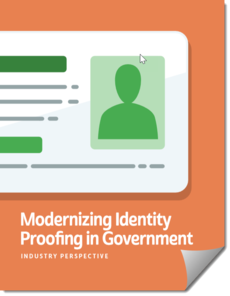 Modernizing Identity Proofing in Government