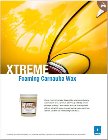 Xtreme Carnauba Wax