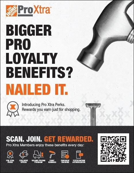 Pro Loyalty Benefits