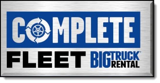Complete Fleet Big Truck Rental