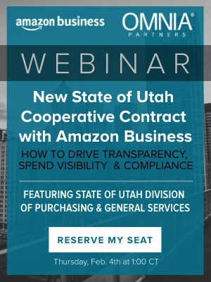 Amazon Business Webinar with State of Utah