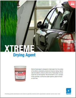 Xtreme Drying Agent