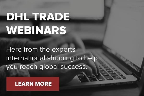 DHL Trade Webinars
