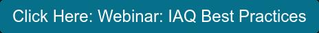 Click Here: Webinar: IAQ Best Practices