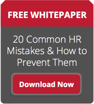 20 Common HR Mistakes
