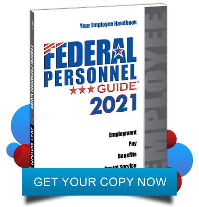 2021 Federal Personnel Guide | GET YOUR COPY NOW