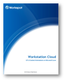 Workstation Cloud: GPU-Enabled Workstations on Microsoft Azure