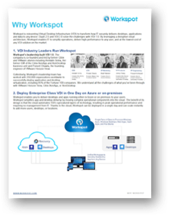 Why Workspot is the best choice