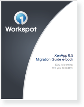 XenApp 6.5 Migration