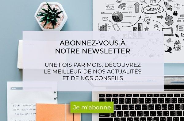 Abonnement newsletter