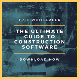 Download - The Ultimate Guide to Construction Software Whitepaper