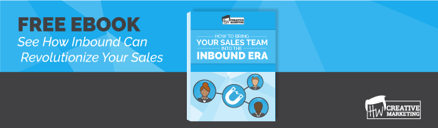 How To Bring Your Sales Team Into The Inbound Era CTAs