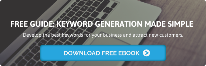Download the free eBook to learn how to build a keyword strategy for your business